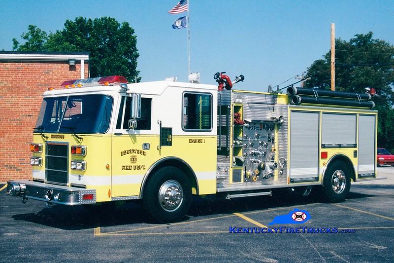 RETIRED <br /> Edgewood  Engine 151<br /> x-Southern Hills, KY <br /> 1993 Pierce Dash 1250/750<br /> Greg Stapleton photo