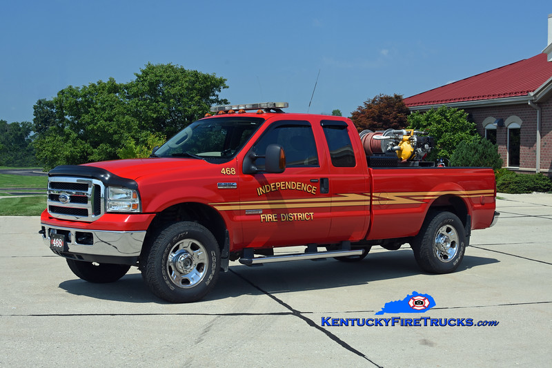 Independence  Brush 468<br /> 2005 Ford F-350 4x4 30/100<br /> Kent Parrish photo