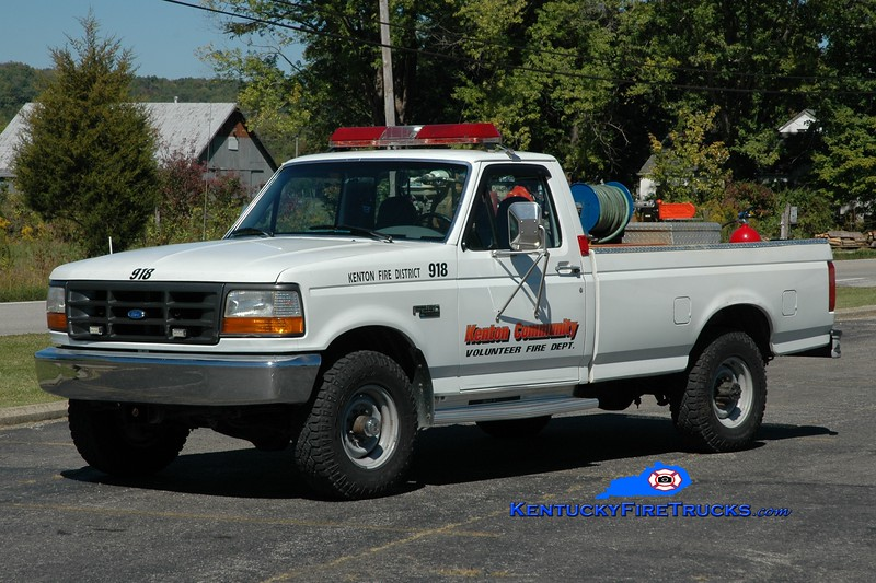 Kenton Brush 918<br /> 2003 Ford F-250 4x4 250/200<br /> Greg Stapleton photo