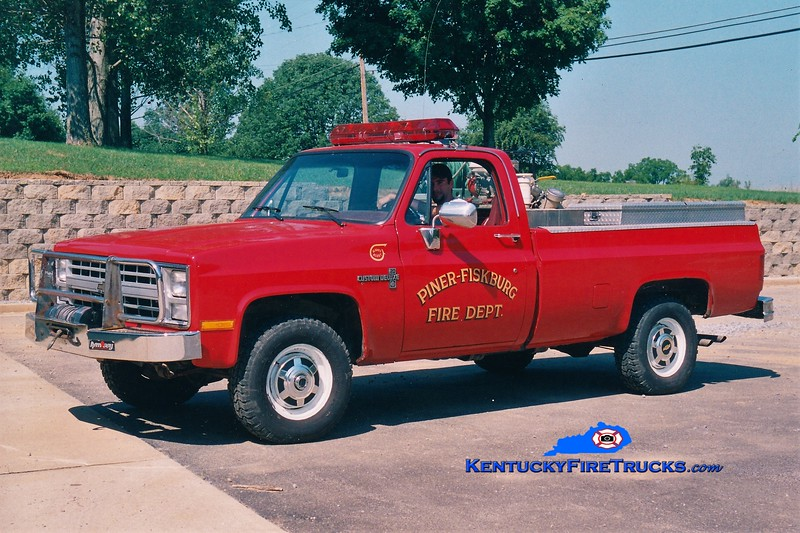 Piner-Fiskburg  Brush 1268<br /> 1987 Chevy K20 4x4 50/150<br /> Greg Stapleton photo