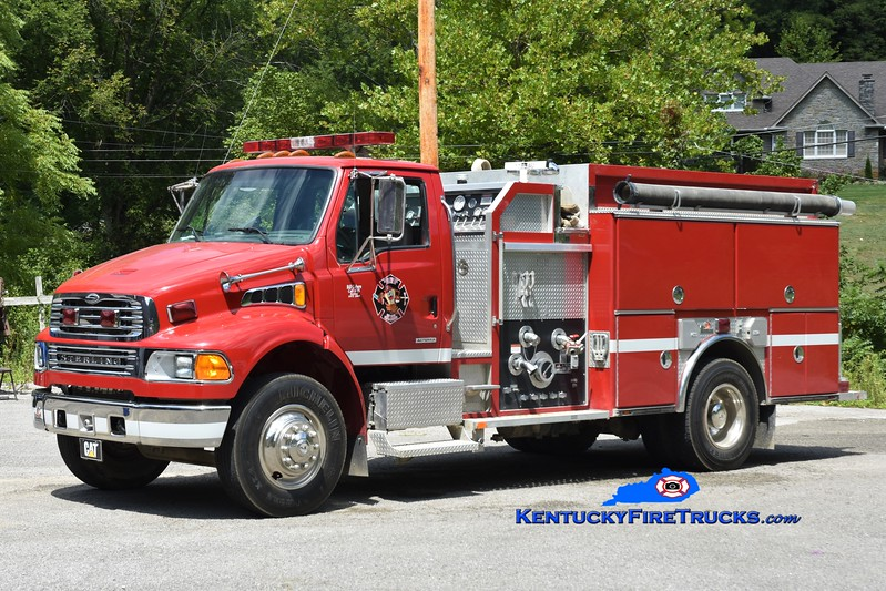 Jones Fork  Engine 703<br /> 2003 Sterling Acterra/Ferrara 1250/1000<br /> Greg Stapleton photo