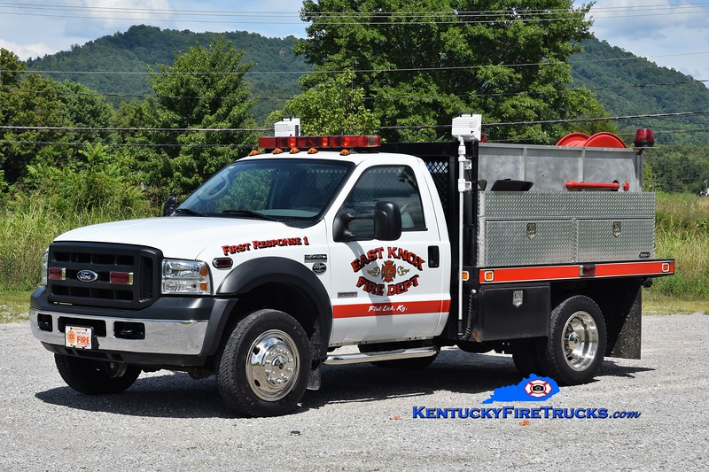 East Knox  First Response 1<br /> 2008 Ford F-450 4x4/Wynn 250/350<br /> Greg Stapleton photo