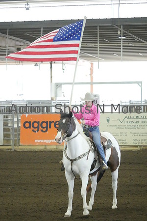 LHSRA High School Rodeo, New Iberia, Sunday, 4/22/18