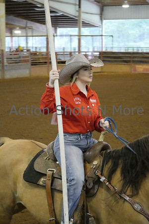 LHSRA High School Rodeo, Ruston, Sunday, 3/25/18