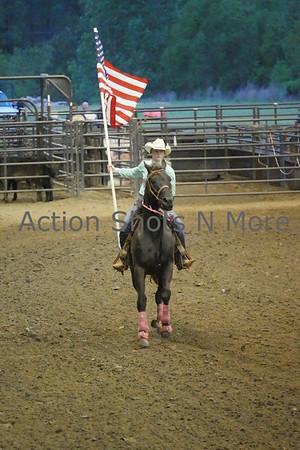 LHSRA Jr High Rodeo, Leesville, Friday, April 6, 2018