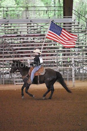 LHSRA Jr. High Rodeo, Leesville, Saturday, 4/7/18