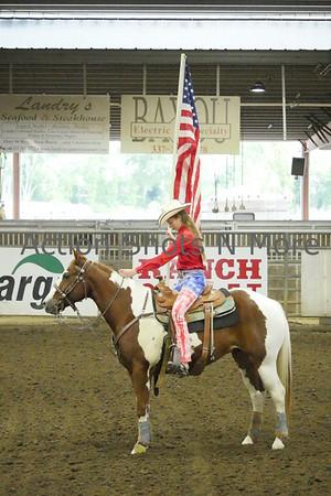 LHSRA Jr. High Rodeo, New Iberia, Friday, 4/20/18