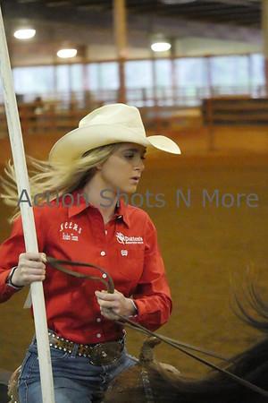 LHSRA Jr High Rodeo, Ruston, Friday night, 3/23/18
