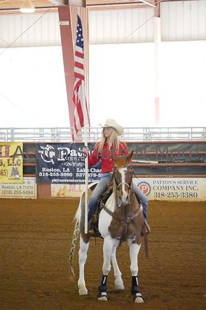 LHSRA Jr High Rodeo, Ruston, Saturday morning, 3/24/18
