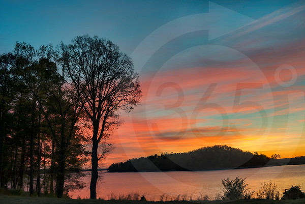 Lake Lanier_Sunrise_4435