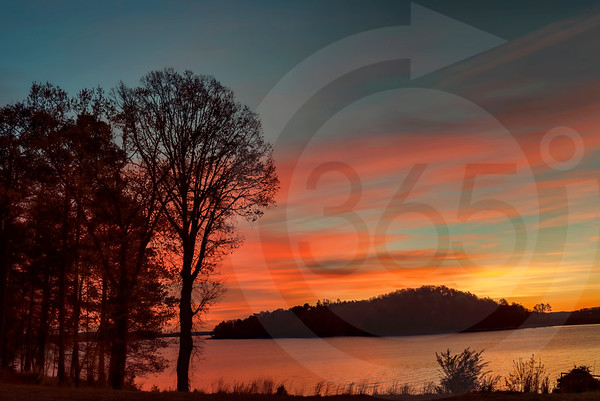 Lake Lanier_Sunrise_4436