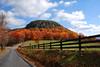 Autumn in Lost River, West Virginia