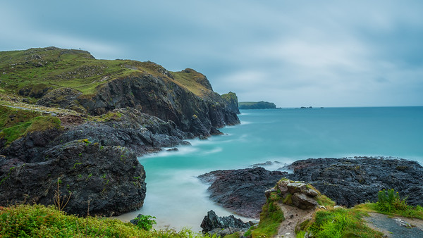 Wet & Windy Coastline