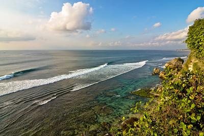 """Ulu Lines""  Uluwatu, Bali, Indonesia. September 2012."