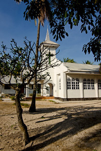 """Nembrala Church""  Rote Island, Indonesia. September 2012."