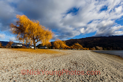 Wanaka lakeside