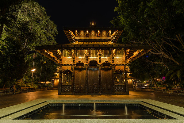 The Nepalese Pagoda