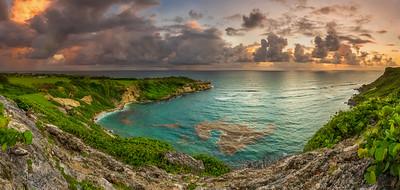 A Morning at Cove Bay