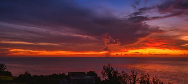 Harrison Point Sunset