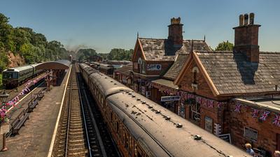 Bwedley Station