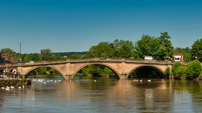 Bridge at Bewdley