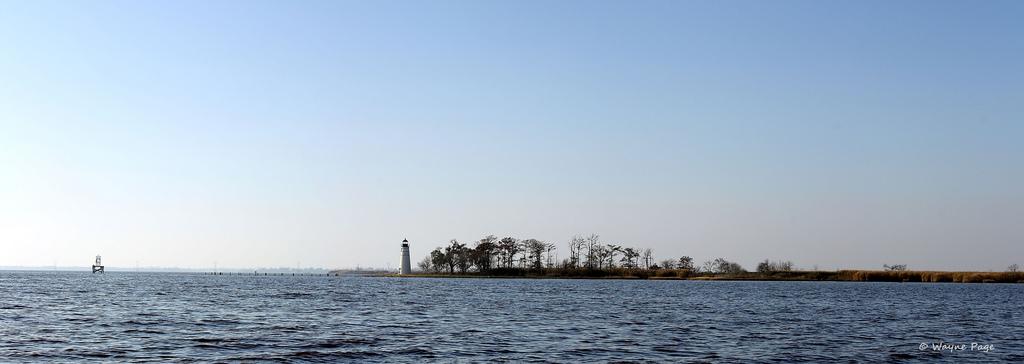 Tchefuncte River Light House