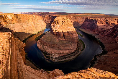 Horseshoe Bend at Sunrise