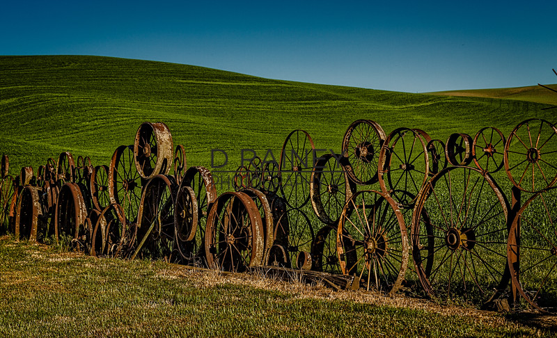 Wheel Fence, Washington State
