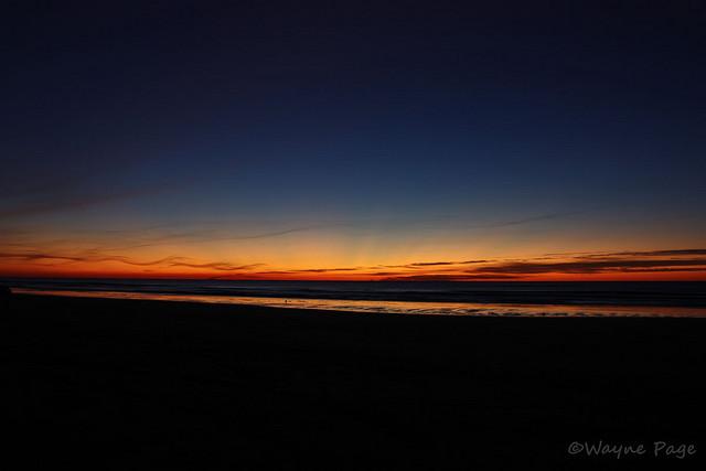 Galveston Island Sunrise