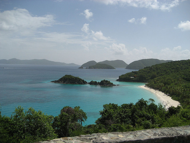 St. John's Trunk Bay