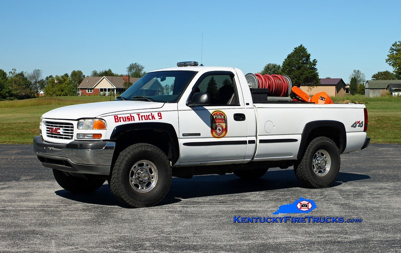 <center> Magnolia  Brush 9 <br> 1999 Chevy 2500 4x4/FD 250/200 <br> Kent Parrish photo </center>