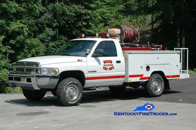 <center> Bush  Brush 8 <br> 1999 Dodge 2500 4x4/Omaha 250/250 <br> Greg Stapleton photo </center>
