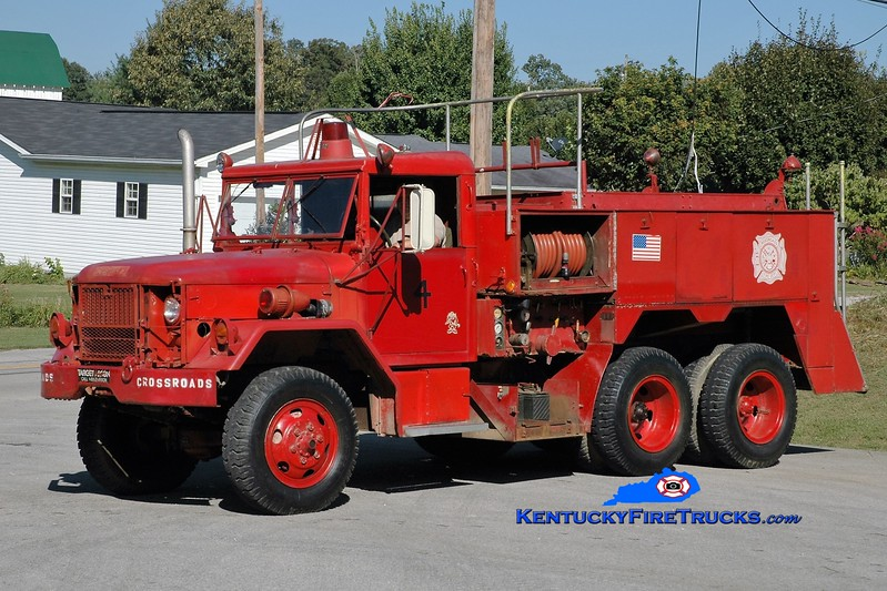Crossroads  Engine 4<br /> x-Fort Knox, KY <br /> 1972 AM General M45/American Air Filter 750/750<br /> Greg Stapleton photo