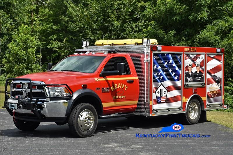 Keavy  Rescue 1<br /> 2017 Dodge 5500 4x4/Southeast 250/350<br /> Greg Stapleton photo
