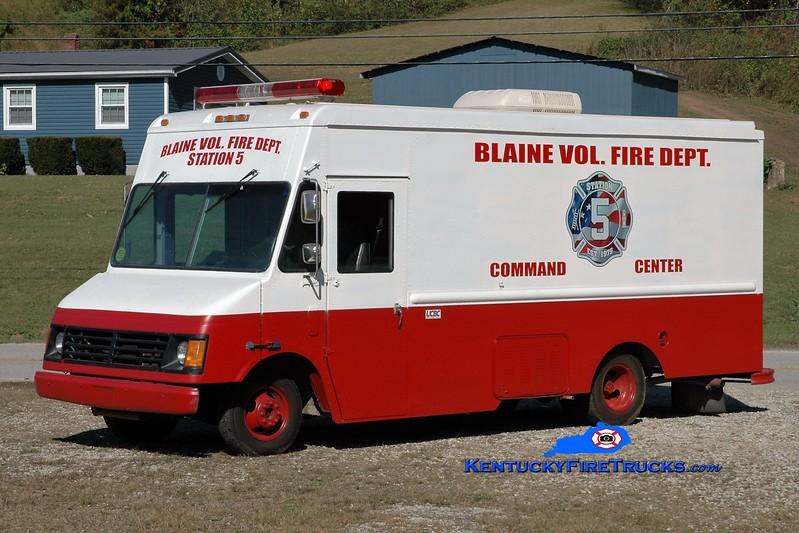 Blaine Command 5<br /> 2001 Workforce/Union City<br /> Greg Stapleton photo