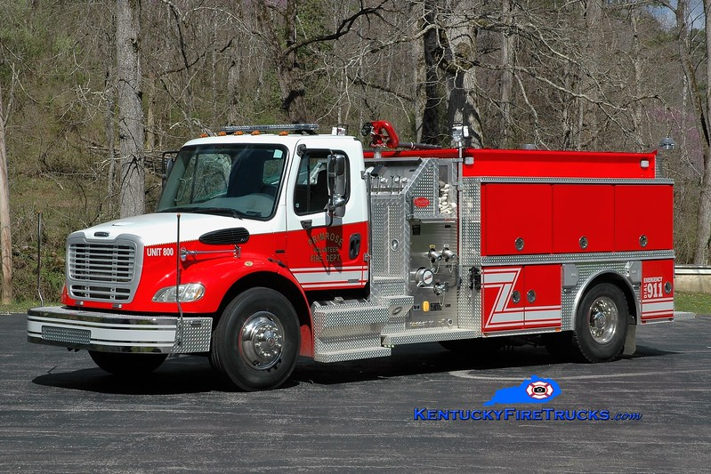 Primrose  Engine 800<br /> 2007 Freightliner M2-112/2013 Deep South 1250/1000<br /> Greg Stapleton photo