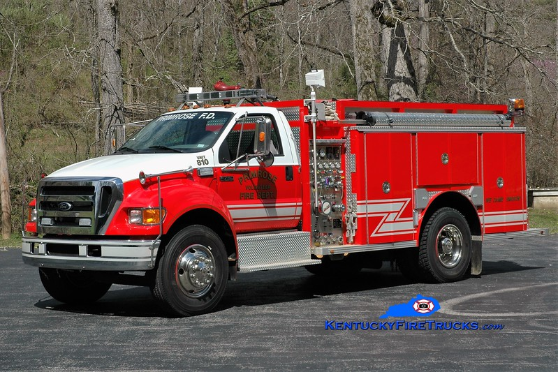 Primrose  Engine 810<br /> 2006 Ford F-750/2008 Deep South 1000/1000<br /> Greg Stapleton photo