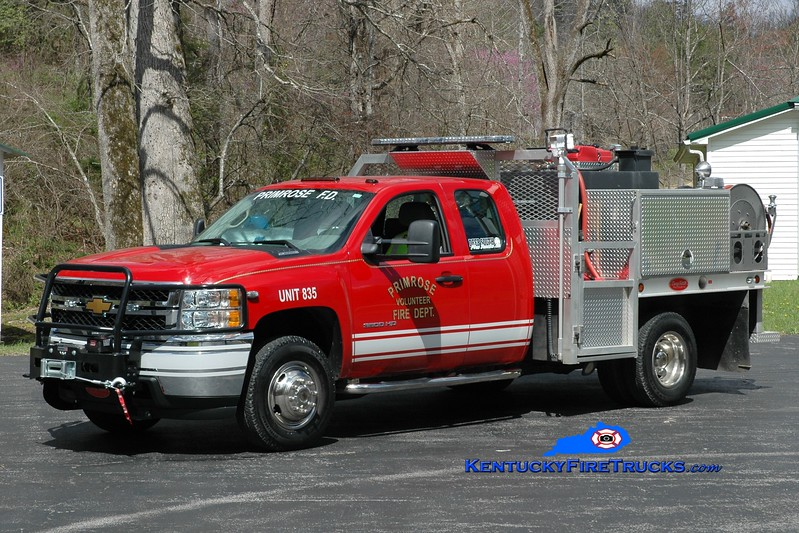 Primrose  Brush 835<br /> 2012 Chevy 3500 4x4/Deep South 250/250<br /> Greg Stapleton photo