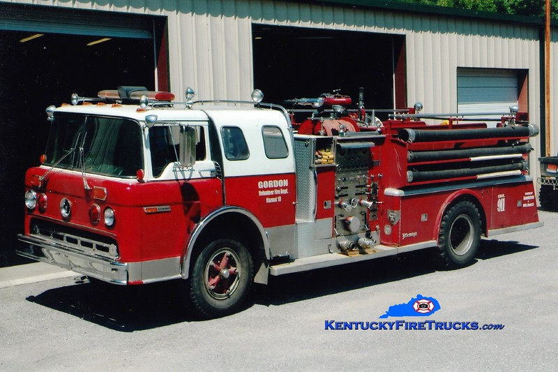 Gordon Engine 2<br /> x-Liberty, NY<br /> 1975 Ford C/Young 1250/500<br /> Greg Stapleton photo