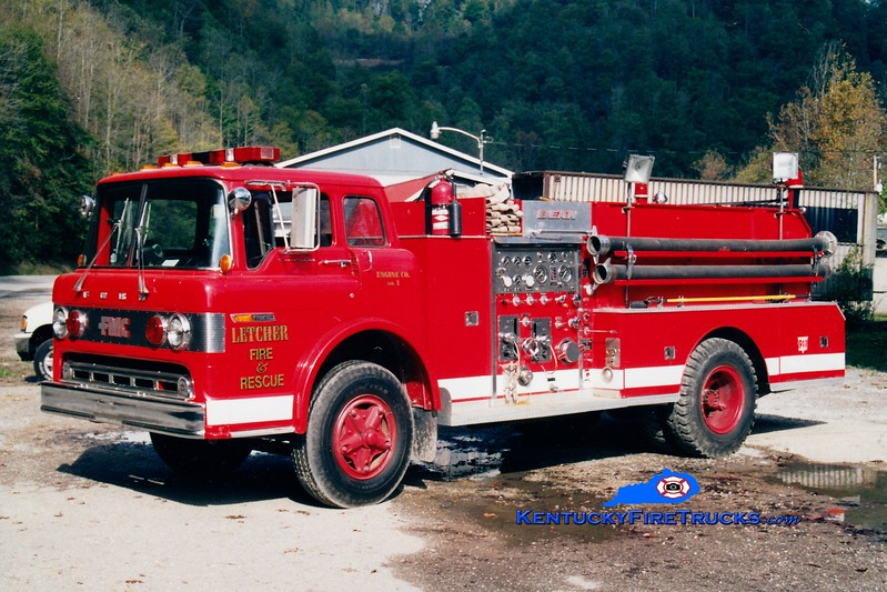 <center> Letcher  Engine 2 <br> 1977 Ford C/Bean 750/750 <br> Greg Stapleton photo <br> </center>