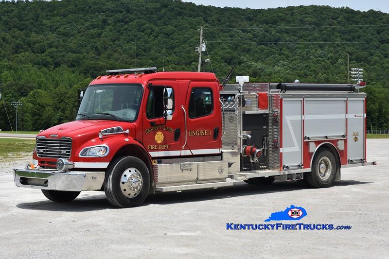 Lewis County  Engine 1<br /> 2017 Freightliner M2-106/Rosenbauer 1250/1000<br /> Greg Stapleton photo