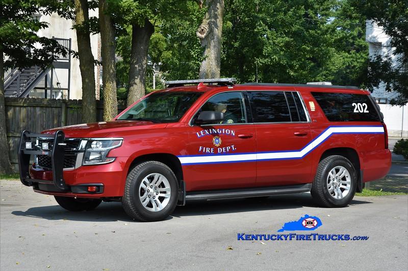 Lexington Car 202 <br /> 2015 Chevy Suburban 4x4<br /> Greg Stapleton photo