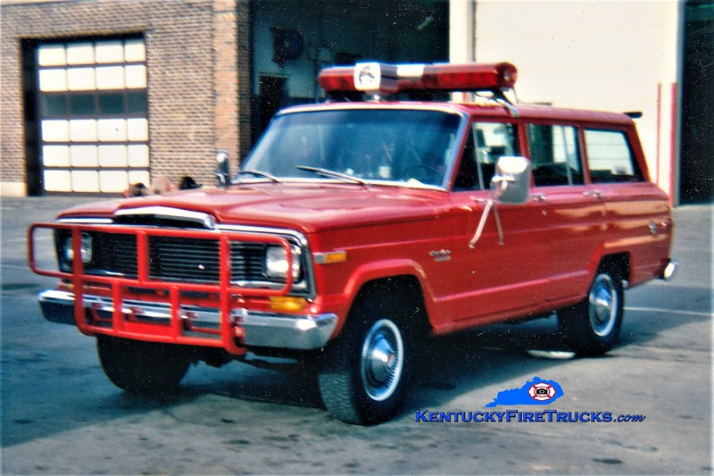 Lexington Cars 202 and 204<br /> 1979 Jeep <br /> Greg Stapleton collection