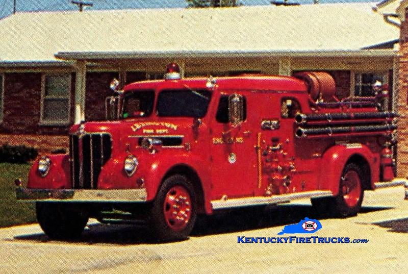 <center> Lexington  Engine 15 <br> x-Engine 5 <br> 1954 Maxim 750/200 <br> Greg Stapleton collection </center>