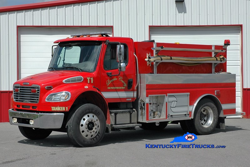 Lincoln County  Tanker 1<br /> 2006 Freightliner M2-106/2015 Southeast 250/1850<br /> Greg Stapleton photo