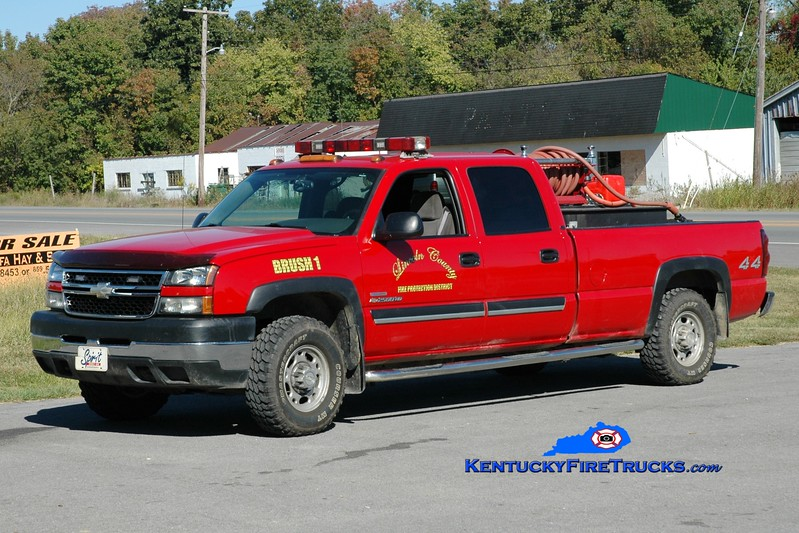 <center> Lincoln County Brush 1  <br> 2006 Chevy 2500 4x4/CET 250/250 <br> Greg Stapleton photo <br> </center>