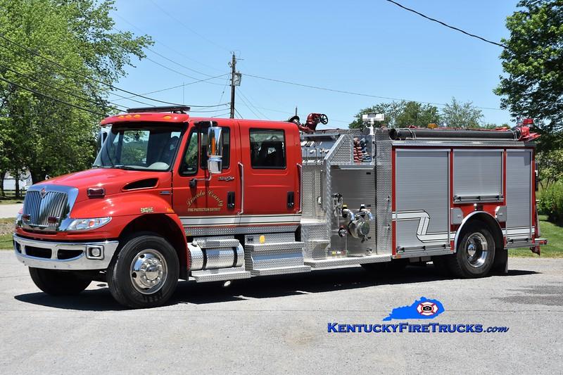 Lincoln County Engine 3<br /> x-Engine 5 <br /> 2007 International 4400/Wynn 1250/1000<br /> Greg Stapleton photo