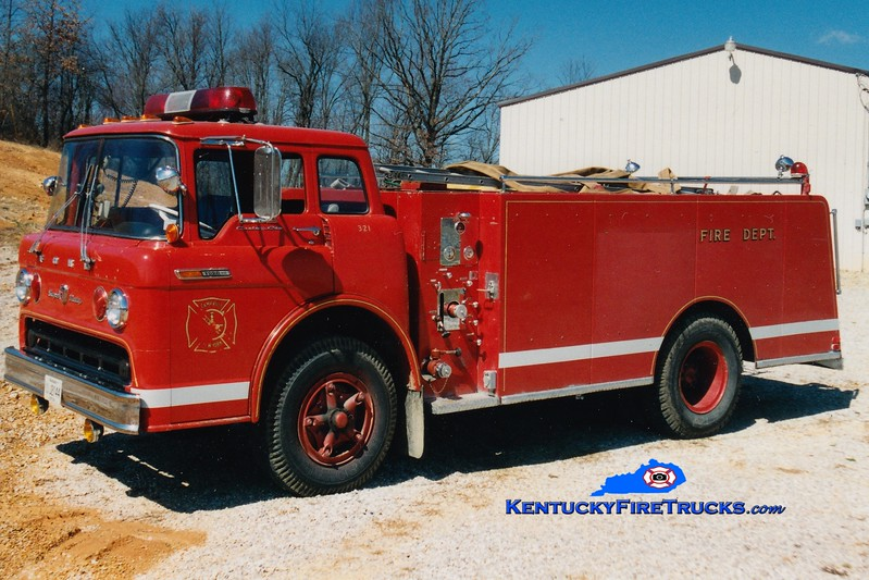 <center> RETIRED <br> Lincoln County Tanker 5  <br> x-Campville, NY <br> 1968 Ford C/Saulsbury 450/1500<br> Greg Stapleton photo </center>