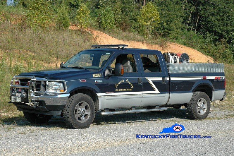 <center> Lincoln County Brush 5  <br> 2003 Ford F-350 4x4/First Attack 250/250 <br> Greg Stapleton photo </center>