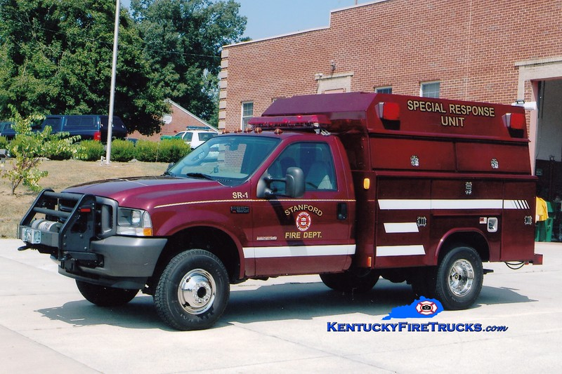 <center> Stanford Special Response 1 <br> 2004 Ford F-350 4x4/Reading  <br> Greg Stapleton photo </center>